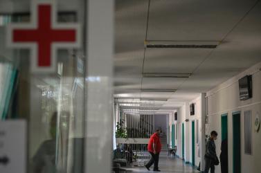 Až 91 percent pacientov v nemocnici s COVID-19 je nezaočkovaných