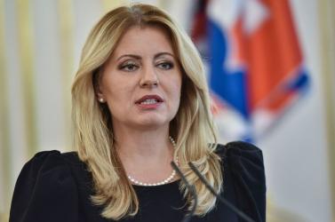 Prezidentka: Potrebujeme nositeľov slova, ktorí Slovensku prinesú pokoj a nádej