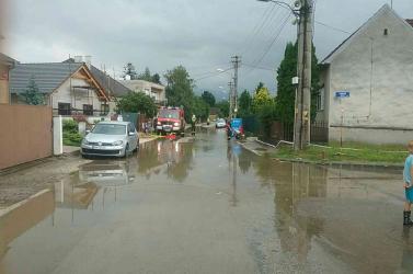 HaZZ: Nepriaznivé počasie si vyžiadalo už 130 výjazdov hasičov