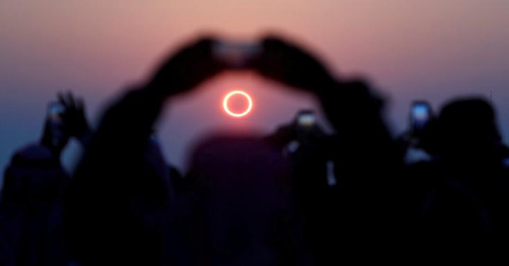 Vo štvrtok budeme môcť na Slovensku pozorovať čiastočné zatmenie Slnka