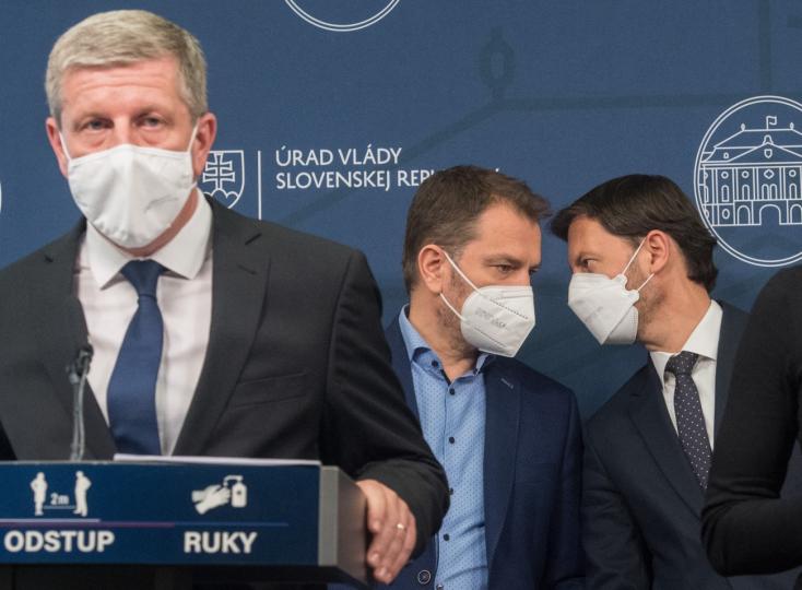 V. Lengvarský: Vekové obmedzenie očkovania proti COVID-19 by sa mohlo zrušiť