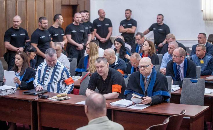 Prokurátor: Sátorovcov možno počtom vrážd porovnávať s Cosa Nostrou a 'Ndranghetou