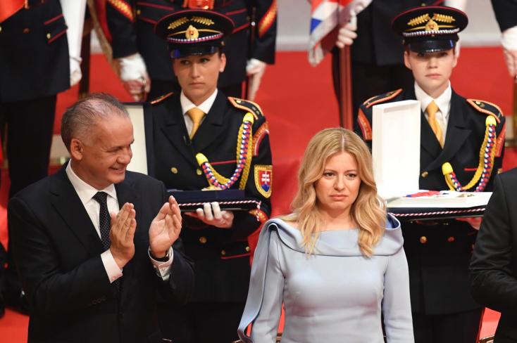 Z. Čaputová: Neprišla som vládnuť, ale slúžiť občanom a Slovensku