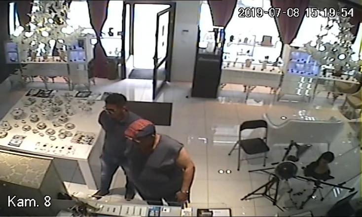 Polícia vyšetruje prípad krádeže v zlatníctve so škodou viac než 50.000 eur