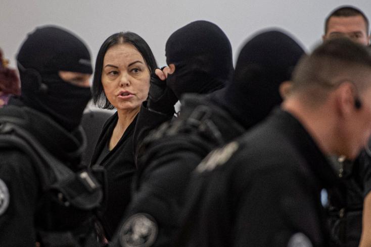 Alena Zs.: Marian K. si u mňa žiadnu vraždu nikoho neobjednal