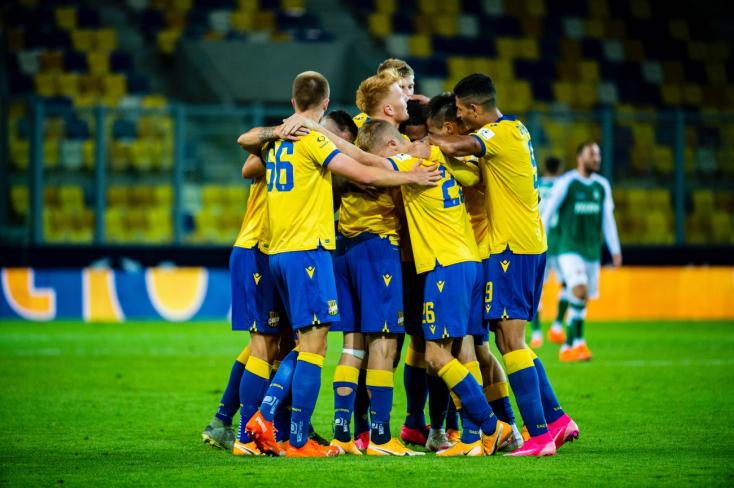Dunajská Streda postúpila do 3. predkola Európskej ligy
