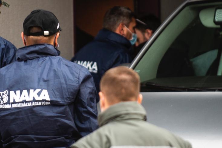 Vysoký policajný funkcionár Norbert Pakšisa priznal; chce spolupracovať