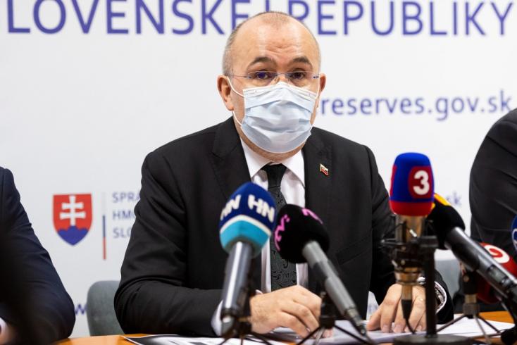 Vláda odvolala predsedu Správy štátnych hmotných rezerv K. Kičuru