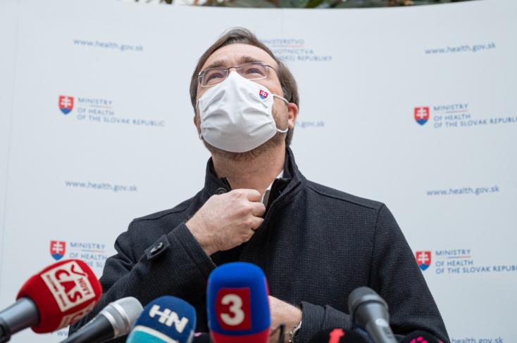 M. Krajčí: Epidemiologická situácia na Slovensku sa postupne zlepšuje
