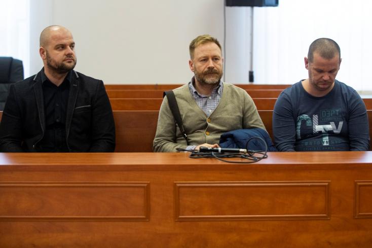 Na záver utorkového pojednávania vypovedali svedkovia o vražde P. Molnára