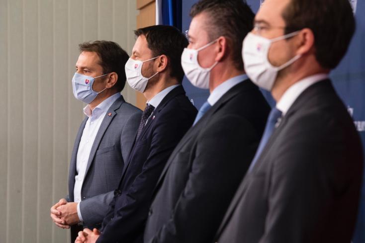 E. Heger: Tvrdý lockdown Slovensko stojí 1 miliardu eur