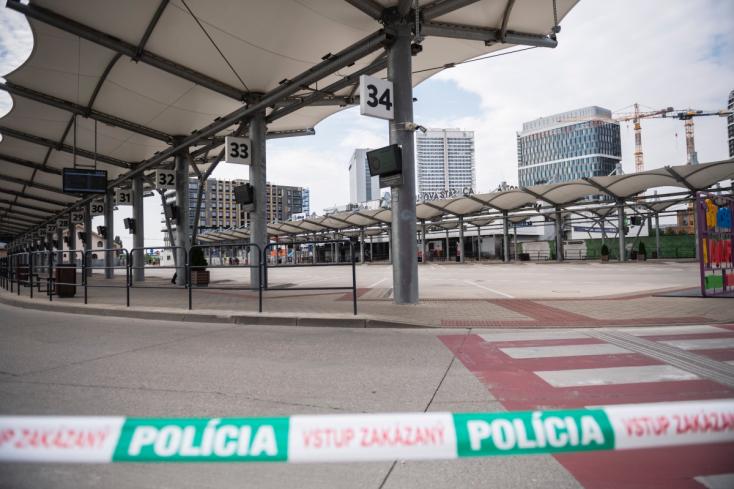 Bratislava: Pre nález leteckej bomby je v centre paralyzovaná doprava
