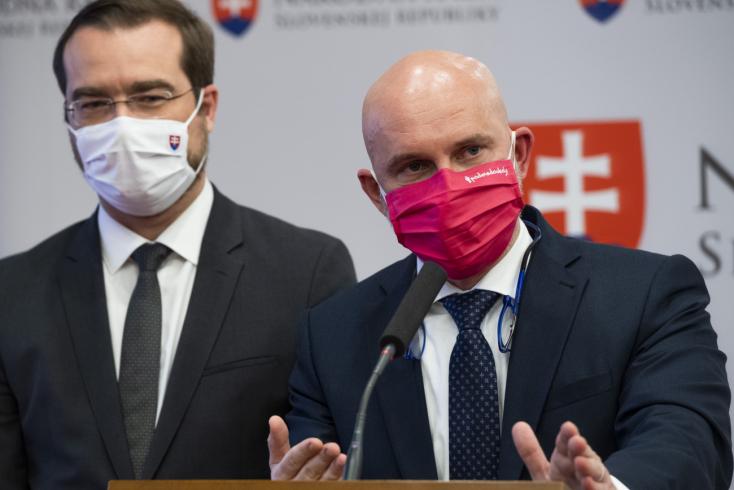 M. Krajčí: Školy sa od 1. februára ešte neotvoria, výučba pokračuje dištančne - AKTUALIZOVANÉ