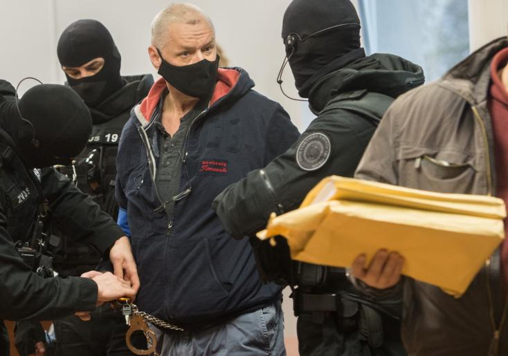 Sátorovca Lehela Horváthaobžalovaného z piatich vrážd z väzby neprepustili
