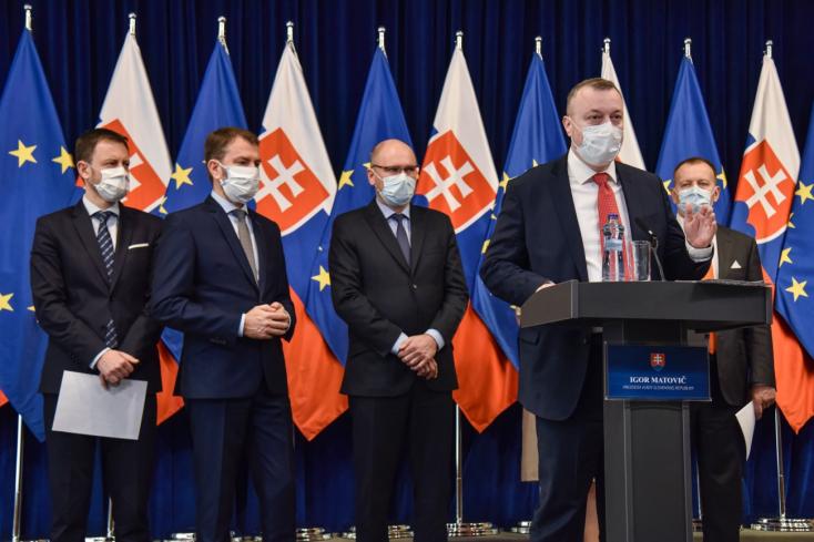 Vláda pripravila prvé rýchle opatrenia na pomoc ekonomike