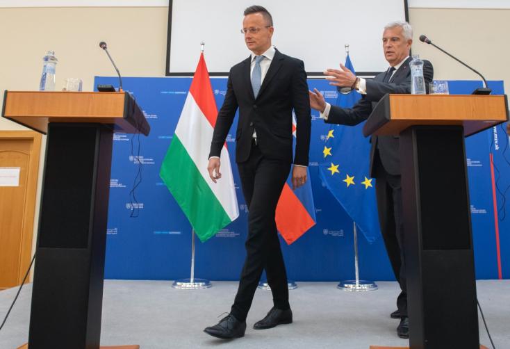 I. Korčok: Maďarská vláda zrušila uznesenie k nákupu pôdy, beriem to na vedomie