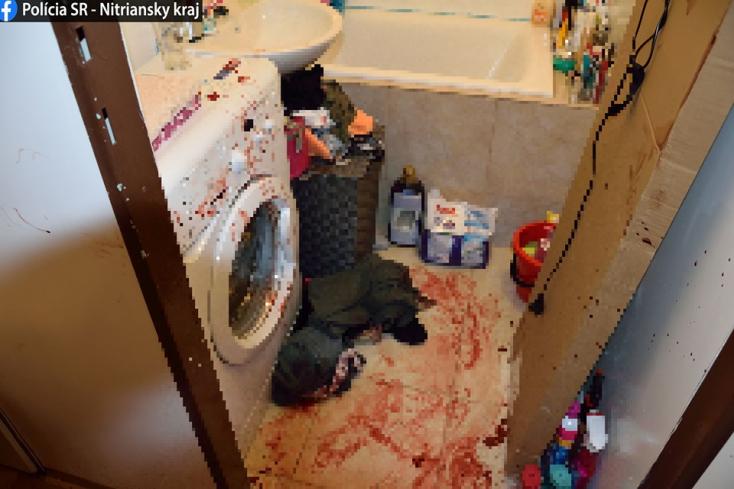 Muž napadol exmanželku v jej byte v Nových Zámkoch a dobodal ju