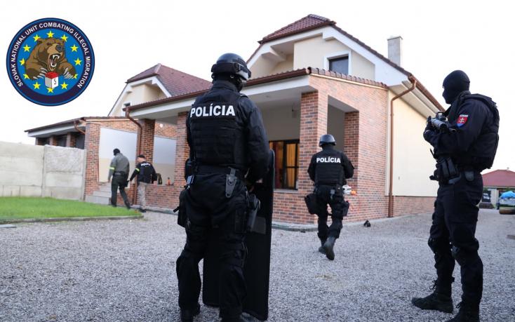Polícia: Zasahovala v okrese Galanta v prípade prevádzačstva