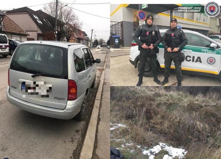 Zranenia opitého vodiča priviedli policajtov k nálezu tela mŕtvej ženy