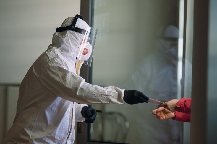 Organizáciu celoplošného testovania by mali koordinovať okresné úrady