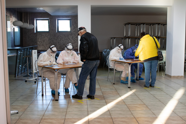 V Trnavskom kraji plošne testujú v piatich okresných mestách