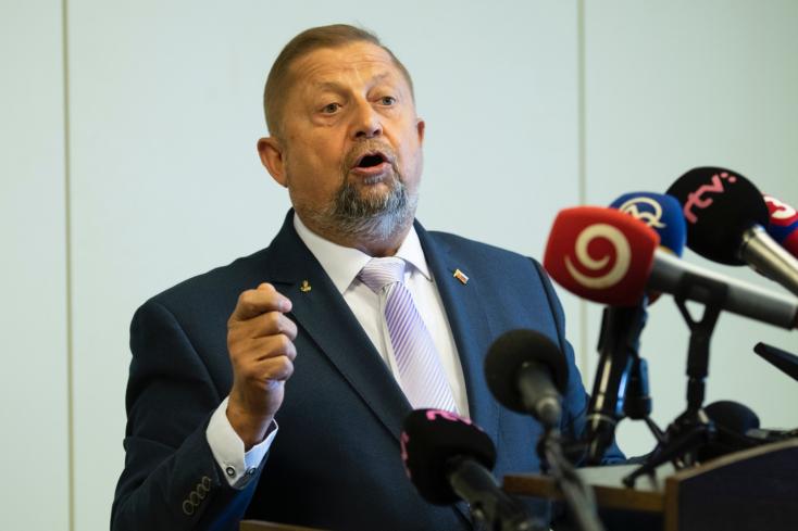 Š. Harabin sťahuje svoju kandidatúru na predsedu Najvyššieho súdu