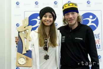 Stromková sa dozvedela o medaile posledná, nadchla ju atmosféra