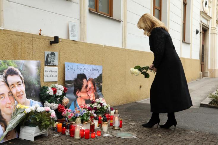 Prezidentka: Potvrdzuje sa,že podozrenia,o ktorých písal Kuciak,boli pravdivé