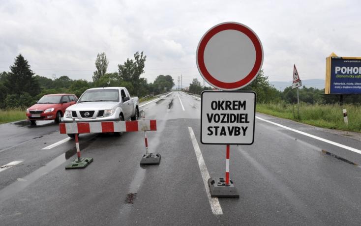Počas víkendov uzavrú cestu medzi P. Biskupicami a Mostom pri Bratislave
