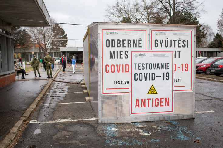 Na Slovensku pribudlo 1162 prípadov nákazy novým koronavírusom a 2 obete