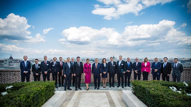 Z. Čaputová s V. Orbánom vyzdvihli význam Vyšehradskej štvorky
