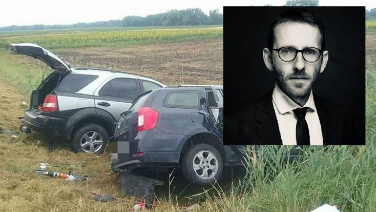 Pri dopravnej nehode zahynul štátny tajomník MK SR VladimírDolinay