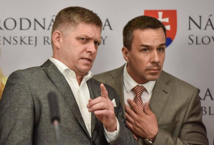 ErikTomáš sa vzdal členstva v Smere-SD