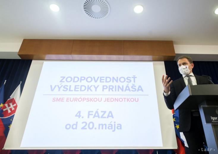 Premiér: Od 20. mája môžu fungovať kiná aj reštaurácie, nastane 4. fáza uvoľnení