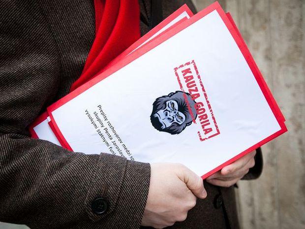 L. Kyselica: Zverejnenie nahrávky môže prípadu Gorila pomôcť aj uškodiť