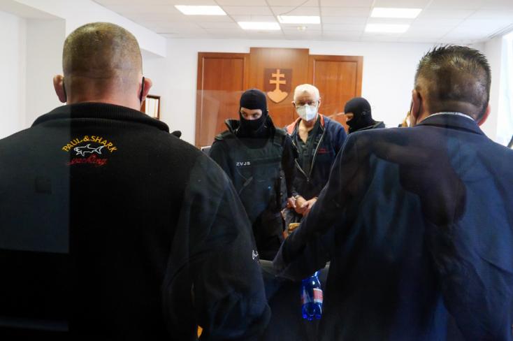 Na pojednávanie s Lehelom Horváthompredvolali šesť svedkov