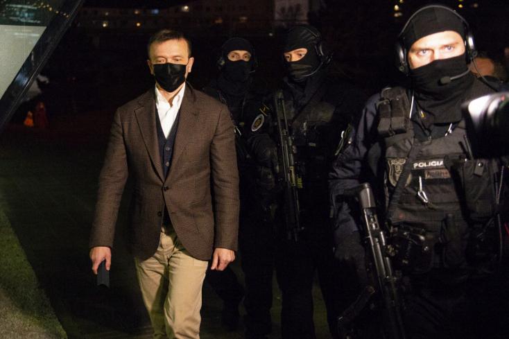 Spolumajiteľa finančnej skupiny Penta Jaroslava Haščáka prepustili z väzby