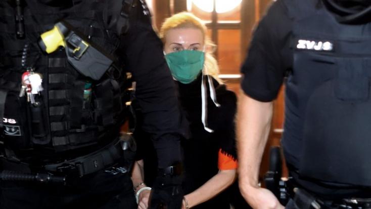 Monika Jankovskása rozhodla vypovedať, podľa advokáta sa pred vyšetrovateľom priznala