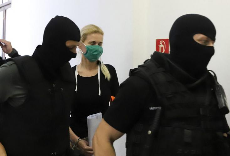 Monika Jankovskápo priznaní k trestným činom podrobne vypovedala aj k ďalším osobám