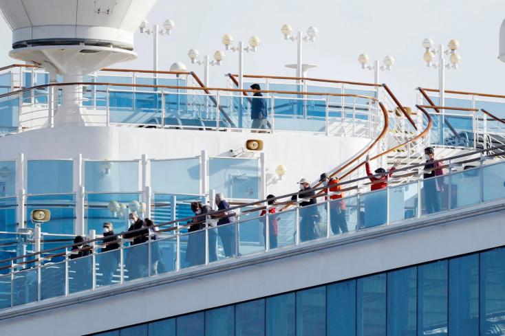 Na palube japonskej lode Diamond Princess sa nachádza aj občan SR