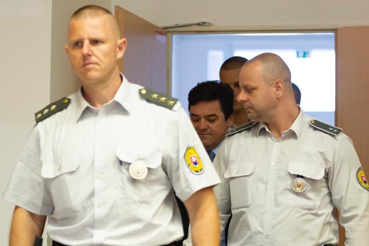 Obvineného a obžalovaného Mariana K. premiestnili z väzby v Leopoldove do Nitry