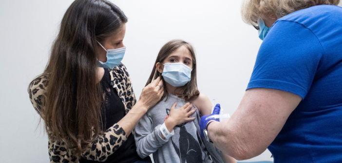 Deti od 5 do 11 rokov budú očkovať proti ochoreniu COVID-19 v troch centrách