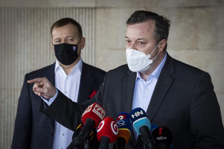 M. Krajniak má opäť šéfovať ministerstvu práce, informoval B. Kollár