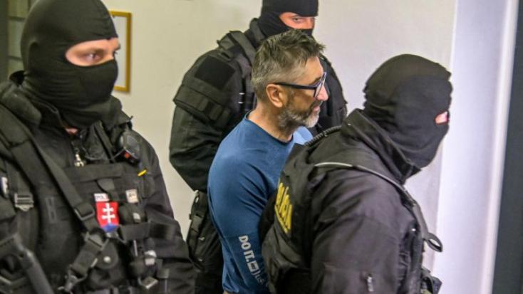 Údajný bos takáčovcov Ľubomír K. alias Kudla ide do väzby, vinu popiera