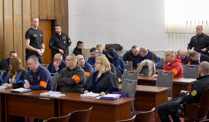 NS SR sa zaoberá odvolaním v prípade člena gangu sátorovcov Františka Z.