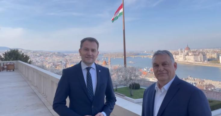 V. Orbán: Slováci a Maďari chcú byť dobrí susedia; so Sputnikom pomôžeme