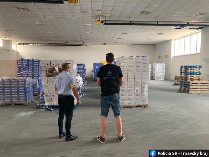 Mozzarella za 95.000 eur miesto Francúzska skončila v obci Dolný Štál