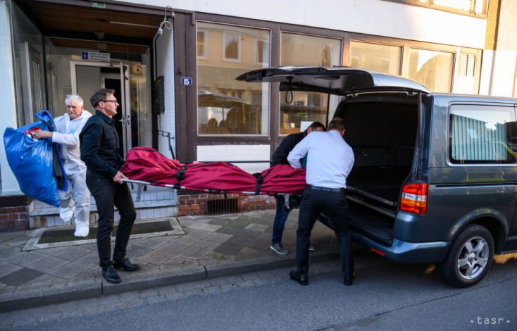 V nemocnici na Antolskej našli mŕtveho muža, polícia začala trestné stíhanie