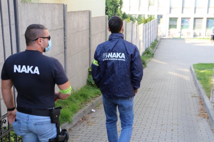 NAKA zadržala bývalého funkcionára Finančnej správy