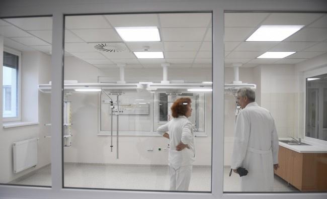 Nemocnica v Komárne otvorila novú endokrinologickú ambulanciu
